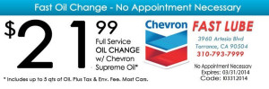 chevron-19-Oil-Change