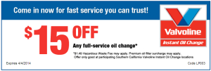 socal-valvoline-instant-oil-changecouponmarch2014