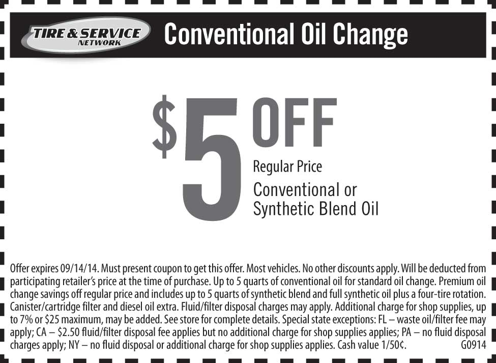 Conventional Or Synthetic Oil Change Goodyear Cheap Oil Change
